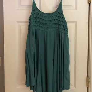 O'Neill crochet top dress